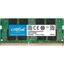 Crucial RAM 8Gb DDR4 2666 MT/s PC4-21300 SODIMM 260-Pin CT8G4SFRA266