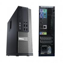 DELL 7020 SFF PC I3-4XX0 8GB SSD 240GB W10PRO WIFI RIGENERATO
