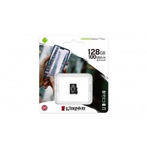 Kingston MicroSD 128GB XC UHS-I Classe 10 Canvas Select Plus