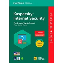 KASPERSKY INTERNET SECURITY 2021 3 PC 1 ANNO ESD