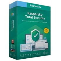 Kaspersky Total Security 3 Dispositivo 1 Anno