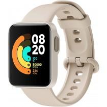 Xiaomi Mi Watch LITE Orologio Smart, Display LCD TFT 1.4'' Avorio