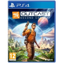 Outcast: Second Contact - PlayStation 4 - ITA