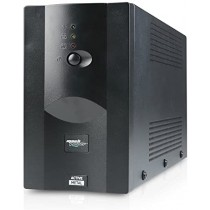 MACHPOWER UPS-LIT13M UPS 1300VA/720W METAL, AVR, 2 SCHUKO/ITA