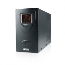 MACHPOWER UPS-LIT20MD 2000VA/1200W, DISPLAY LCD, STABILIZZATO AVR, 2 SCHUKO/ITA